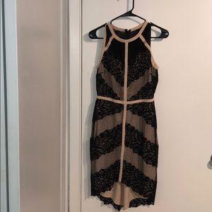 Adeptness Rae Lace Sheath Dress- new